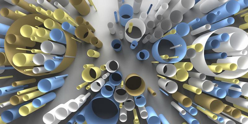3D  cells #1
