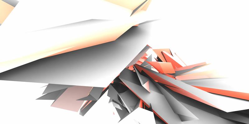 3D obraz crista #1