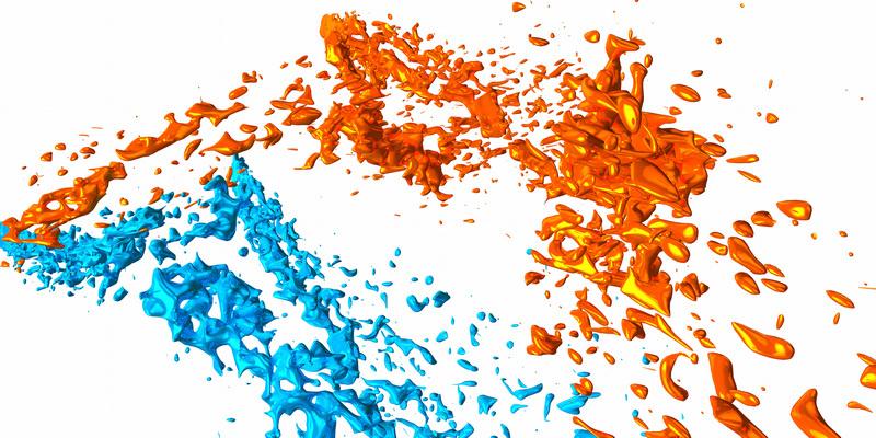 3D motiv eruptive #0