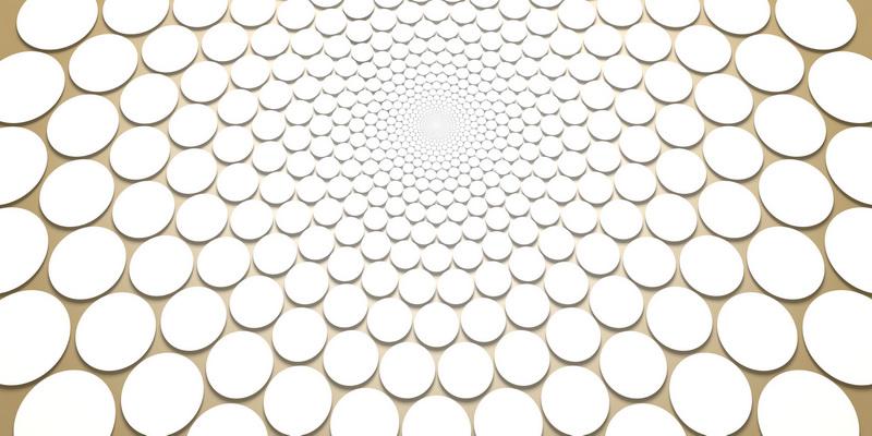 3D  fibonacci #2