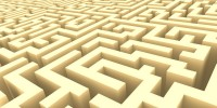Motifs labyrinth #2 - thumbnail
