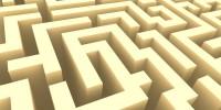 Motifs labyrinth #3 - thumbnail