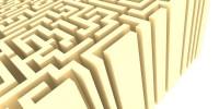 Motifs labyrinth #4 - thumbnail