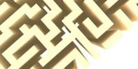 Motifs labyrinth #8 - thumbnail