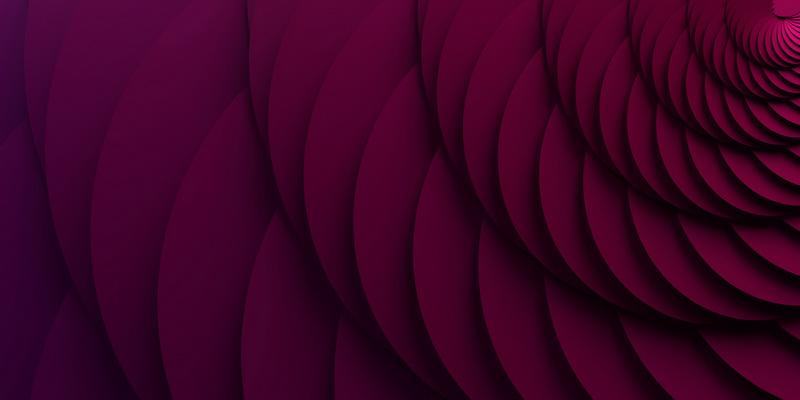 3D motiv mandala spiral #1