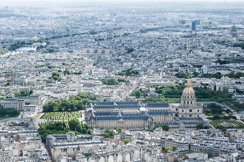 3D město paris 2 #0