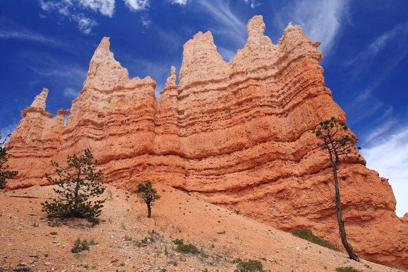 3D příroda priroda bryce canyon-2