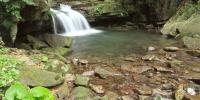 nature - priroda satinsky vodopad