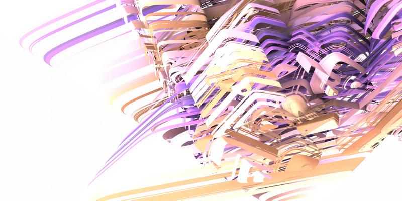 3D motiv scriptum #8